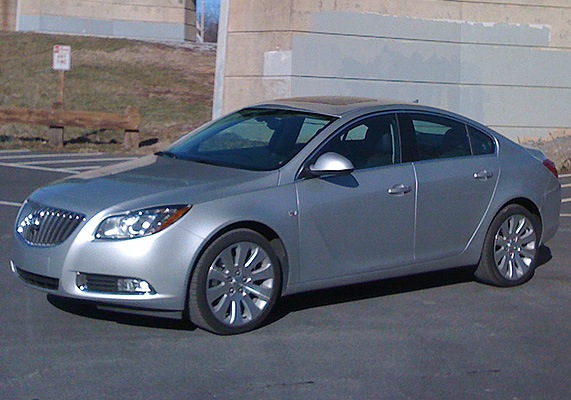 2012 Buick Regal Turbo Premium Ii Male Models Picture